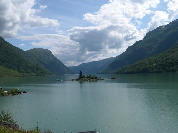 Not pining for the fjords - The Sognefjord