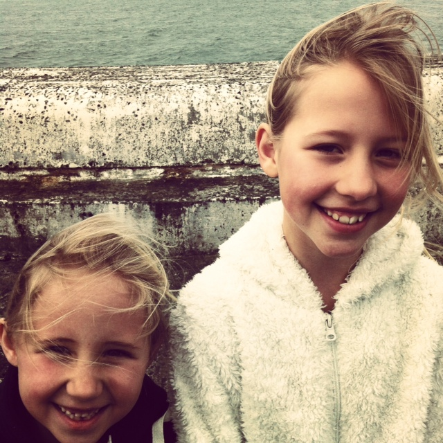 Sophie and E Kalk Bay