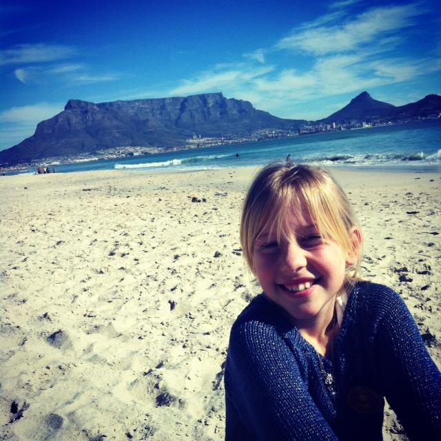 Sophie milnerton beach