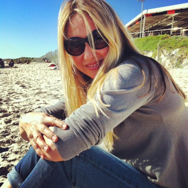 Susan Milnerton beach