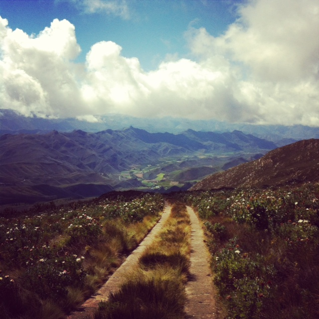 Surely one of the prettiest places in the world, the Koo Valley outside Montagu.