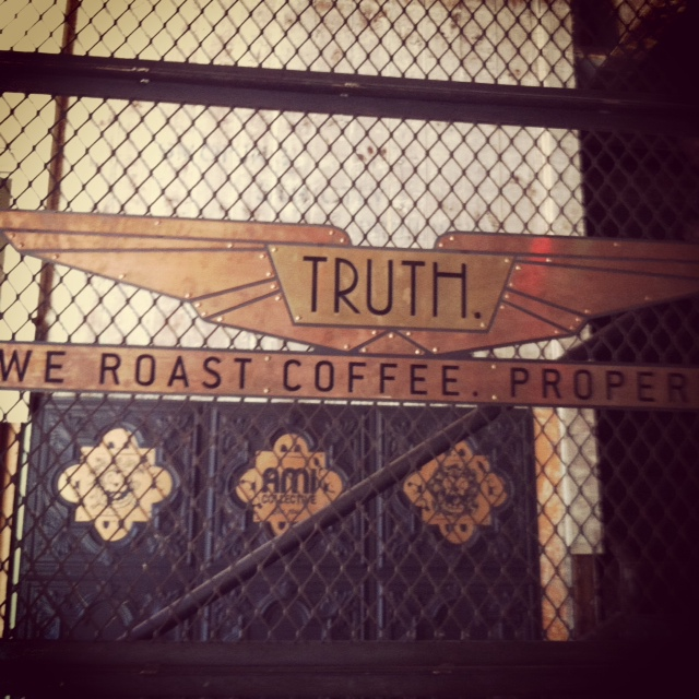 truth sign pic